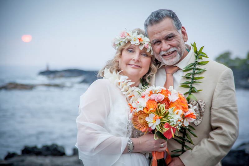 Beach 69 Vow Renewal Ceremony | BigIslandceremonies.com