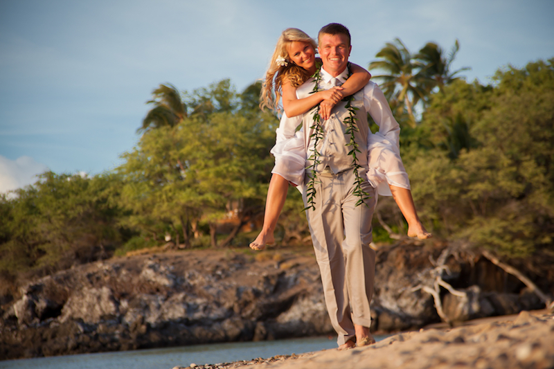 Big Island Beach Wedding Ceremony | BigIslandceremonies.com